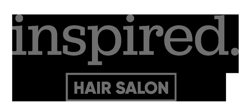 Inspired Hair Salon Logo